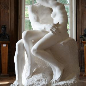 Romantic Evening at the Rodin Museum